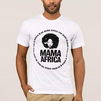 T-shirt Maman Afrique #2