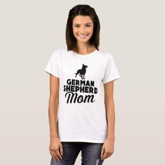 T-shirt Maman de berger allemand