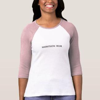 T-shirt maman de marathon