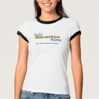 T-shirt Maman de marathon de 1/2