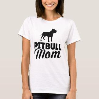 T-shirt Maman de Pitbull