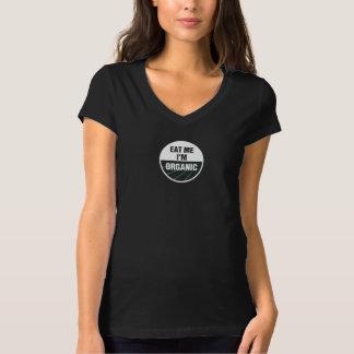 T-shirt MANGEZ-MOI - je suis chemise ORGANIQUE