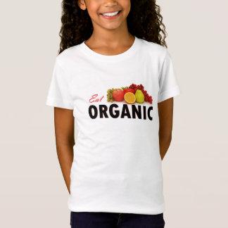 T-Shirt Mangez organique !