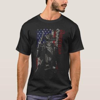 T-shirt Manieur de pistolet américain