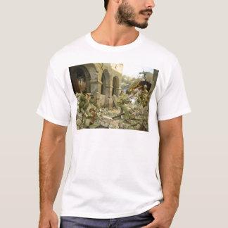T-shirt Manille ferait par Keith Rocco