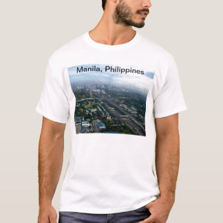 T-shirt Manille, Philippines