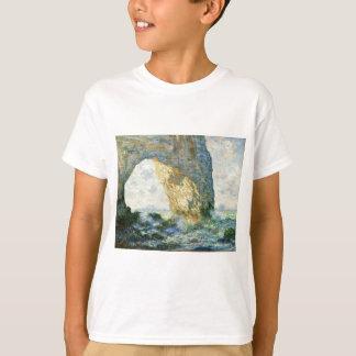 T-shirt Manneporte, voûte de roche - Étretat (Normandie) -