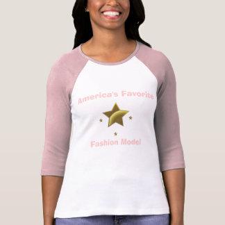 T-shirt Mannequin : Le favori de l'Amérique