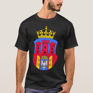 T-shirt Manteau de Cracovie des bras