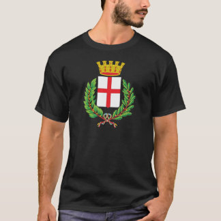 T-shirt Manteau de Milan des bras