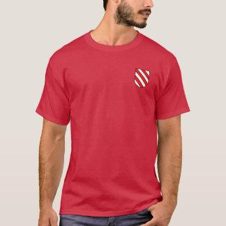 T-shirt Manteau de monsieur Lancelot de chemise de bras
