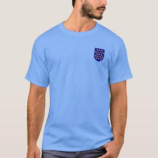 T-shirt Manteau de monsieur Perceval des bras