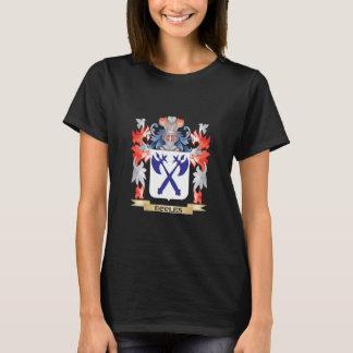 T-shirt Manteau d'Eccles des bras - crête de famille