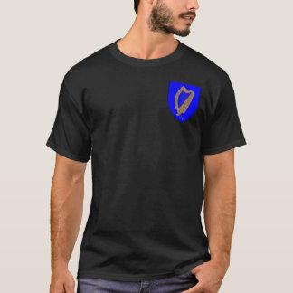 T-shirt Manteau des bras irlandais