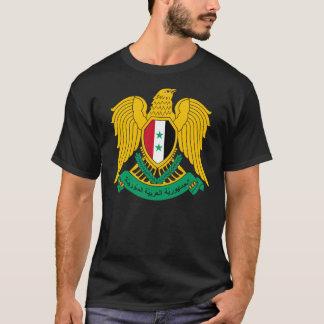 T-shirt Manteau des bras syrien