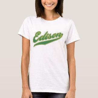 T-shirt Manuscrit d'Edison