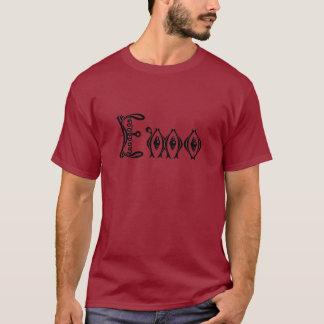 T-shirt Manuscrit punk victorien d'Emo