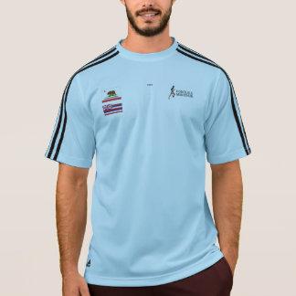 T-shirt Marathon 2013 de Honolulu Jack Pedesky Jersey