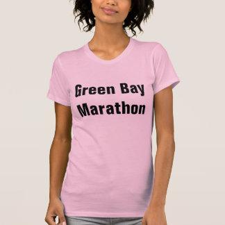 T-shirt Marathon de Green Bay