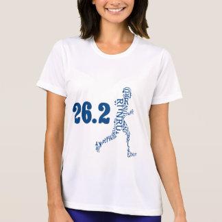 T-shirt Marathon de Hartford : 26,2