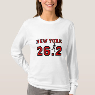 T-shirt Marathon de New York