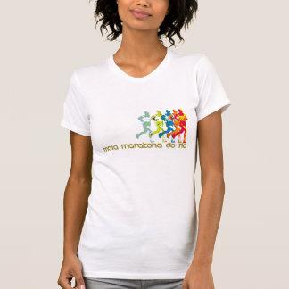 T-shirt marathon de Rio
