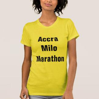T-shirt Marathon d'International d'Accra