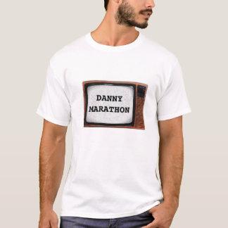 T-shirt Marathon TV de Danny