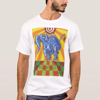 T-shirt Marche sur des coquilles d'oeuf