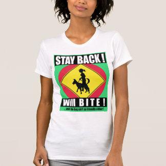 T-shirt Marcheur de chien : Séjour de retour !