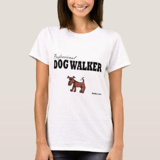 T-shirt Marcheur professionnel de chien