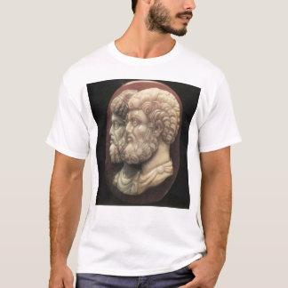 T-shirt Marcus Aurelius et Lucius Verus