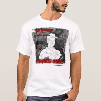 T-shirt Marcus O'Neil : Pièce en t complètement