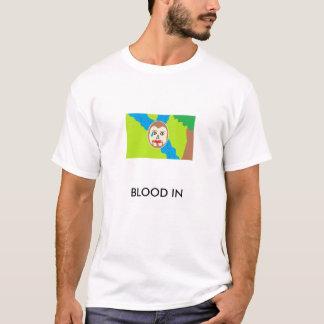 T-shirt Marcus, SANG DEDANS