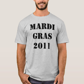 T-SHIRT MARDI GRAS 2010