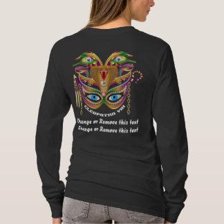 T-shirt Mardi gras Cléopâtre-VIII eue connaissance de la