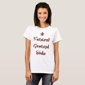 T-shirt Mardi gras - côté de la terre neutre