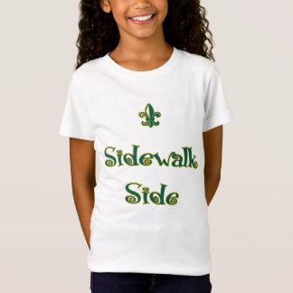 T-Shirt Mardi gras - côté de trottoir d'enfants