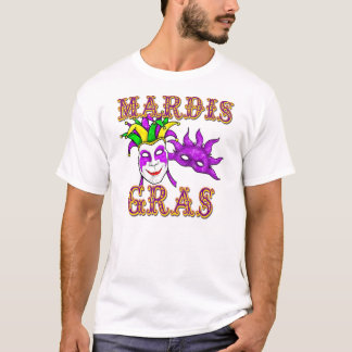 T-shirt Mardis Gras
