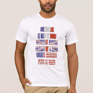 """T-shirt """"Maréchal par tout nom"""" par Commissaire"""