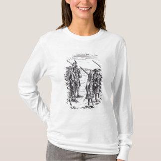 T-shirt Maréchal Tallard et d'autres généraux français