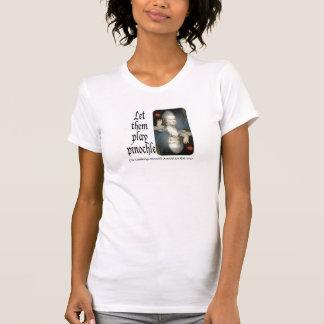 T-shirt Marie Antoinette joue le Pinochle
