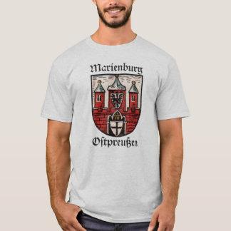 T-shirt Marienburg Ostpreussen
