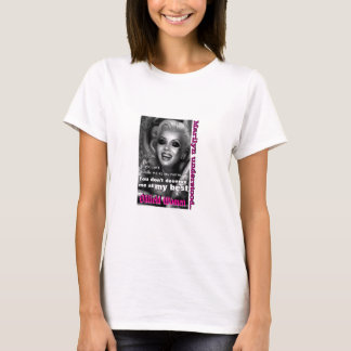 T-shirt Marilyn a compris