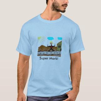 T-shirt Marque superbe
