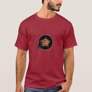 T-shirt Marqueur et infanterie de pays d'A&A URSS