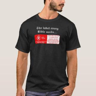 T-shirt Marquez la bible
