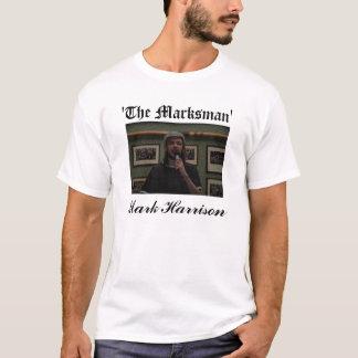 """T-shirt Marquez """"le tireur d'élite"""" Harrison"""