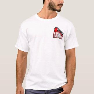 T-shirt Marteau de Moto