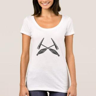T-shirt Marteaux piqueurs croisés de soudeuse